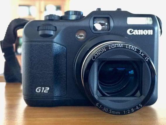 Câmera Canon G12