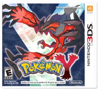 Pokemon Y Para 3ds