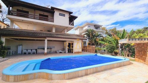 Casa Com 4 Dormitórios À Venda, 512 M² Por R$ 1.890.000,00 - Condomínio Vista Alegre - Sede - Vinhedo/sp - Ca0023