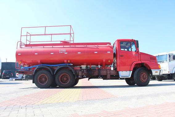 Truck Mb 1621 6x2 1992 Pipa Tankspar 15m³