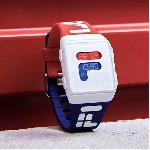 Relógio Fila Unissex Digital Esportivo Frete Gratis Oferta