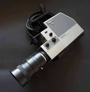 Vídeo Cámara Sony Hvc-2400