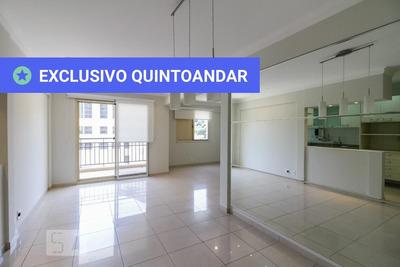 Apartamento No 2º Andar Com 2 Dormitórios E 2 Garagens - Id: 892876098 - 176098