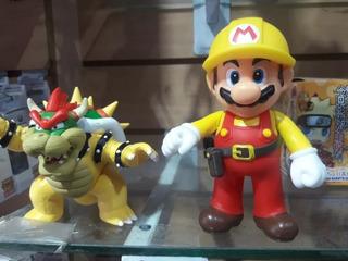 Muñecos Super Mario Luigi/donkey/princesa/joshi/bowser