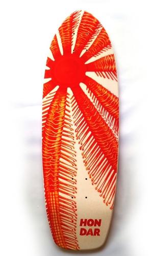 Shape Simulador De Surf Maple Hondar 29