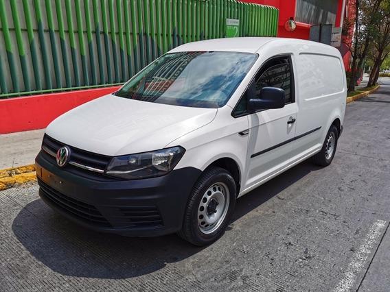 Volkswagen Caddy 2018 Maxi Aire Acondicionado Impecable