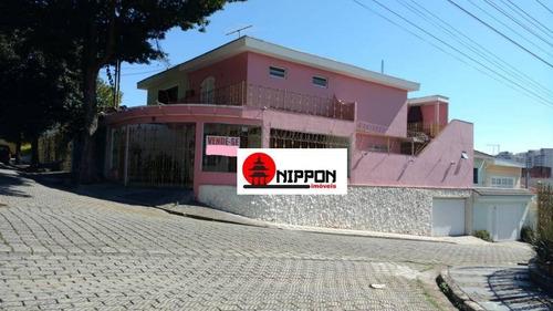 Casa Com 3 Dormitórios À Venda, 207 M² Por R$ 700.000 - Vila Galvão - Guarulhos/sp - Ca0181