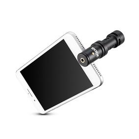 Microfone Rode Videomic Me-l Direcional Para iPhone, iPad