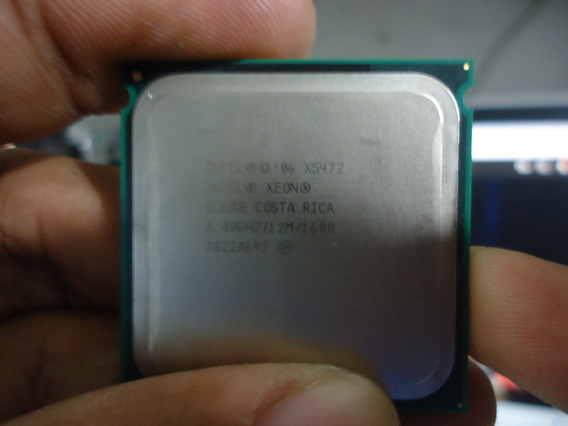 Processador Intel Xeon X5472 Slbbb 3.0ghz 12m 1600