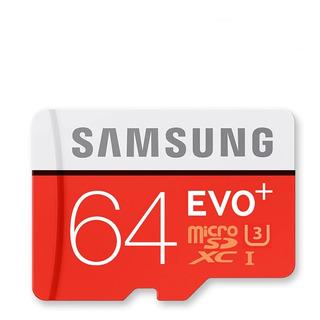 Cartão De Memória Micro Sd 64 Gb Samsung Original