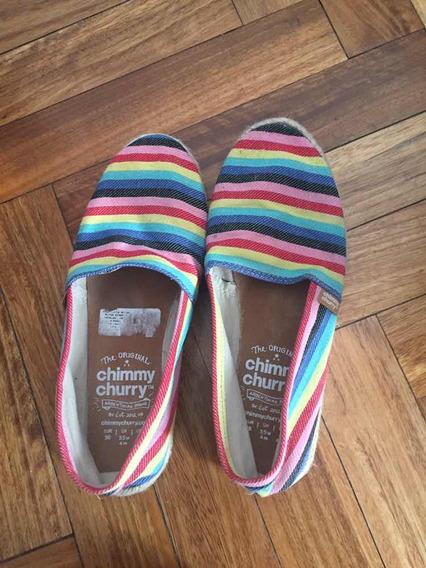 Alpargatas Chimmy Churry