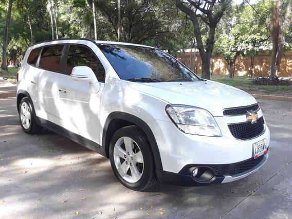 Chevrolet Orlando 2014 Orlando 2.4l