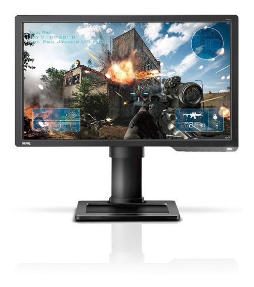 Monitor Benq Xl2411 Led 24 Full Hd 144hz * À Vista 16%