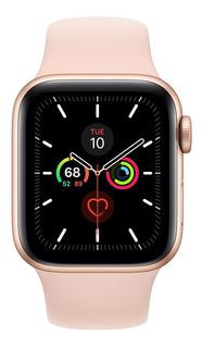 Apple Watch Series 5 44mm Gold Aluminum
