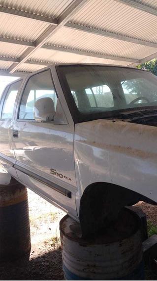 Chevrolet S 10 4 X 4. Doble Cabina