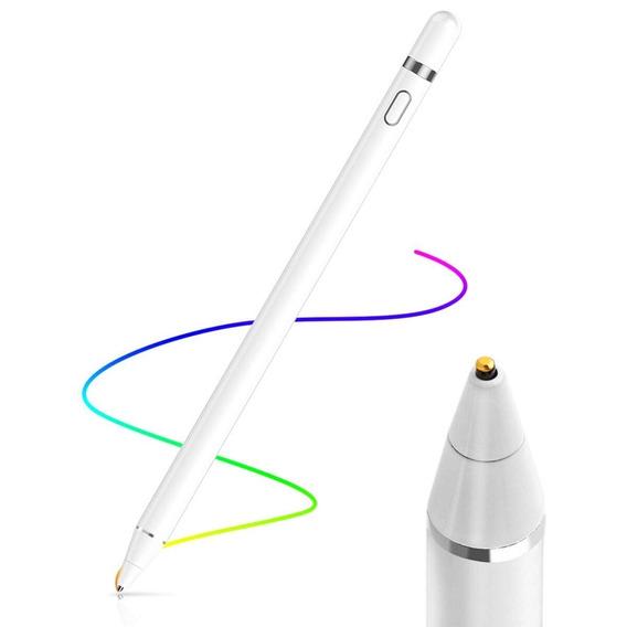Lápis Caneta Stylus Pressure Sensitive iPad iPhone Tablet