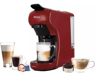 Cafeteira Philco Capsula Nespresso Dolce Café Expresso 110v