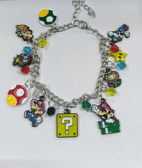 Pulsera Mario Bros