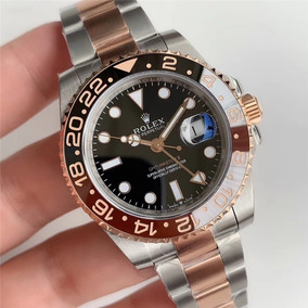 Relógio Rolex Mod. Gmt - Master I I - 12 Vezes Sem Juros