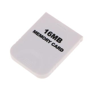 Práctica Tarjeta Memoria Almacenamiento Para Nintendo Wii G