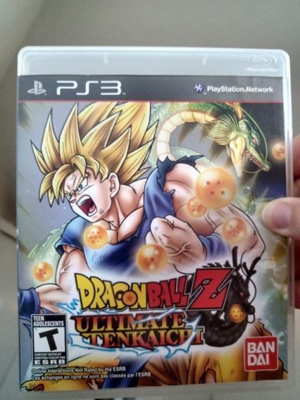 Dragonballz Ultimate Tenkaichi