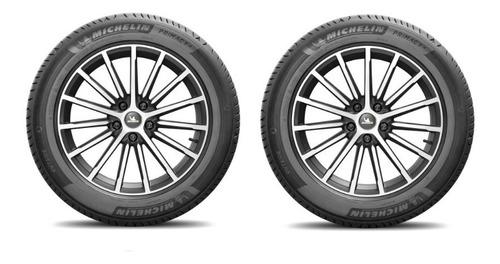 Imagen 1 de 10 de Combo Kit X2 245/45 R18 Michelin Primacy 4 Extra Load 100 W