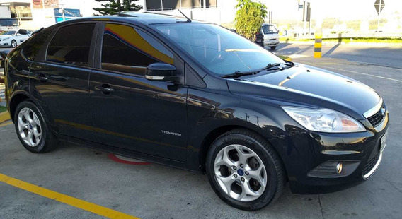 Ford Focus Hatch Titanium Aut Flex 5p - Impecável