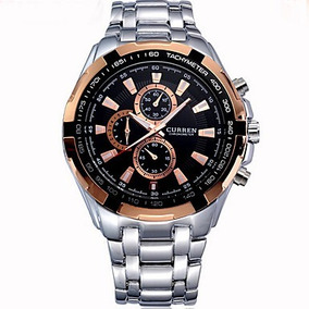 Relógio Masculino Curren Luxo Marca