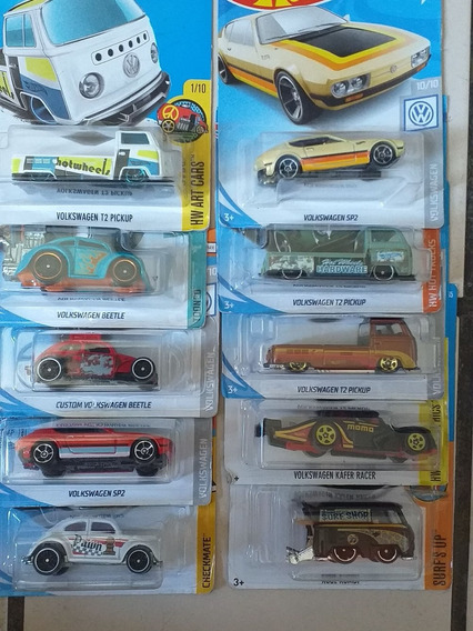Hotwheels Volkswagen Lote
