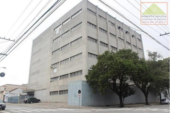 Prédio Comercial Para Venda Em São Paulo, Brás - 00449_1-867803