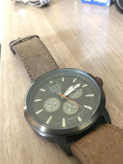 Relógio Exclusivo