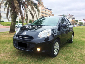 Nissan March 2013 Extra Full 78.000km Airbag Y Abs Nuevito!!