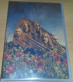 Opeth - Garden Of The Titans: Live At Red Rocks (dvd/2cd)