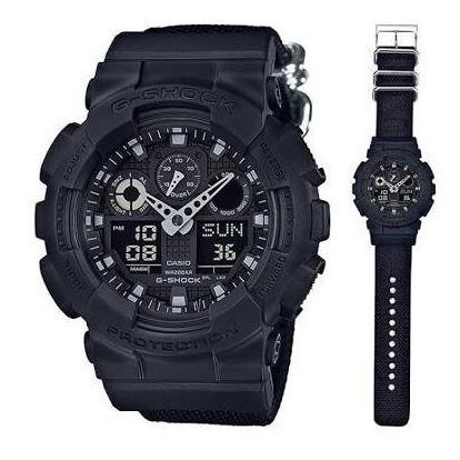 Relógio G-shock Ga-100bbn-1a