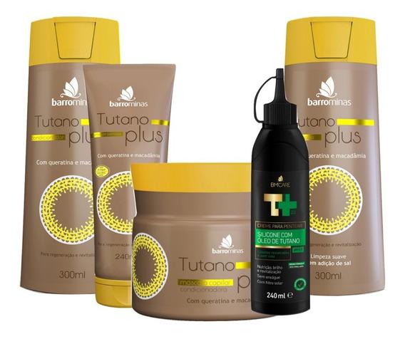 Barrominas Tutano Plus Completo Com Masc 500g + 01 Produto