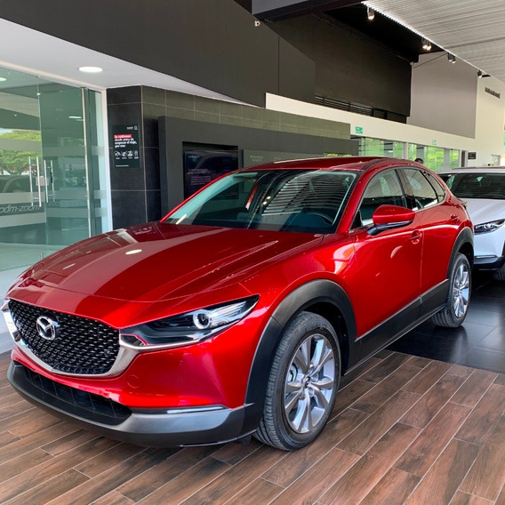 Mazda Cx30 Touring At 2.0l 4*2 Rojo | 2021