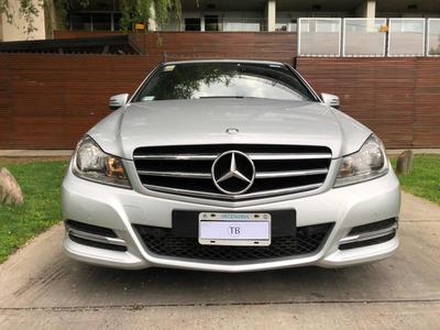 Mercedes Benz Clase C 200 Edition C 2013 Impecabl Tomas Bord
