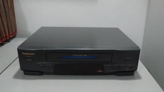 Vhs Vcr Panasonic Omnivision Pv-4601 Usado C/control