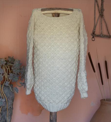 Imagen 1 de 7 de Sweater 100% Fibra Ovina Mod_5