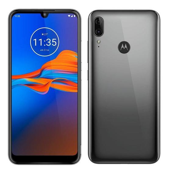 Smartphone Motorola E6 Plus,dual Chip,cinza,tela 6,1,32gb