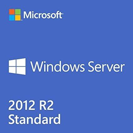 Licença Windows Server 2012 R2 Standard + 50 Cals Esd - Nfe