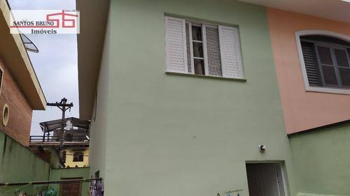 Sobrado Com 2 Dormitórios À Venda, 120 M² Por R$ 470.000,00 - Freguesia Do Ó - São Paulo/sp - So1343
