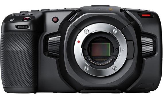 Blackmagic Design Pocket Cinema Camera 4k, Pronta Entrega!