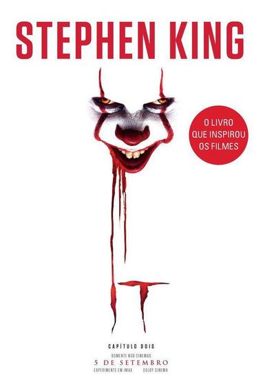 Livro - It: A Coisa Stephen King Promoção Envio 12,00