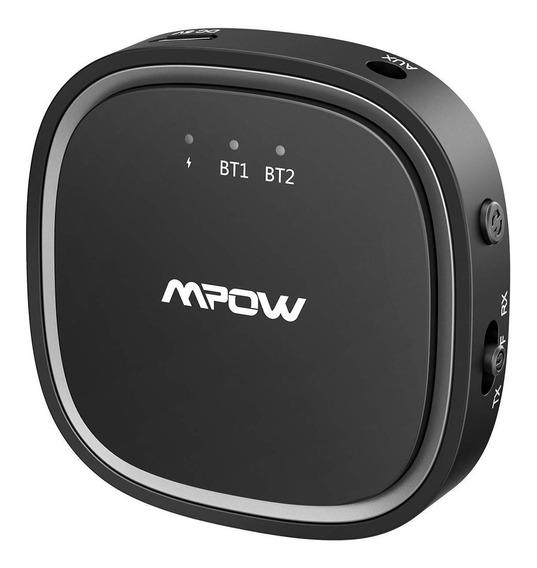 Adaptador Receiver Áudio Música Sem Fio Bluetooth 5.0 Mpow