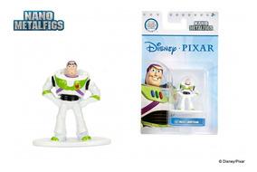 Nano Metalfigs -buzz Lightyear 4cm - Toy Story Disney