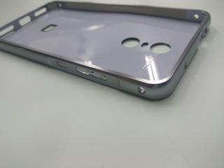 Case Pro Xiaomi Pró 5.5 Full Metal Dourado / Black