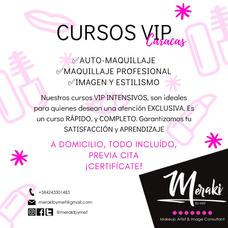 Cursos De Automaquillaje Y Maquillaje Profesional Con Modelo