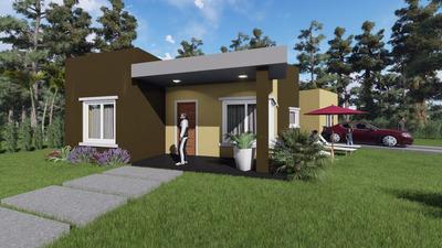 Constructora - Estilo Minimalista Y Tradicional - $9.000xm2