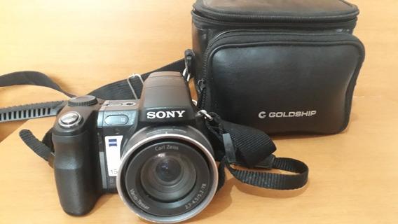 Câmera Sony Semi Profissional Dsc-h7